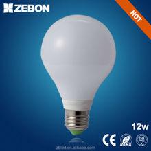 2015 Hot sales energy saving bulb led bulb lamp 12W bulb