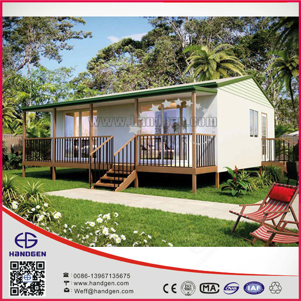 Good looking light steel prefabricated luxury villas house for Best looking houses