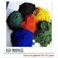 óxido de ferro pigmentos série, sintético pigmento de óxido de ferro vermelho, preto amarelo azul verde marrom fórmula química