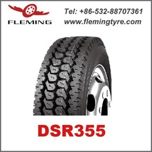 Doublestar Chinese Truck Tire 295/75R22.5 DSR355