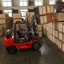 2.5T fork lifts truck LPG/Gasoline Forklift nissan forklift manual