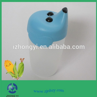 Blue Water Cup with PLA Material for Child