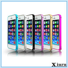 2014 new arrival for apple iphone 5s cell phones in metal case