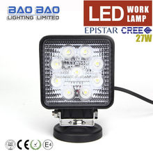Top level hot sell 18w auto led working lamp with trade assurance
