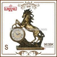 Antique bronze horse decoration sculpture