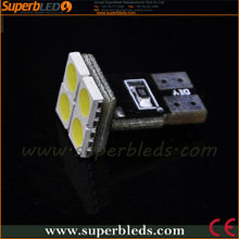 hot sale 194 T10 canbus led light w5w car reading light with canbus error free for euro vehicles