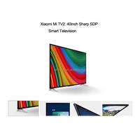 Xiaomi Mi TV 2's New 40-Inch Full-HD Variant flat screen LED smart TV (red/blue/green/yellow)