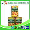 wholesale canned yellow peach in syrup