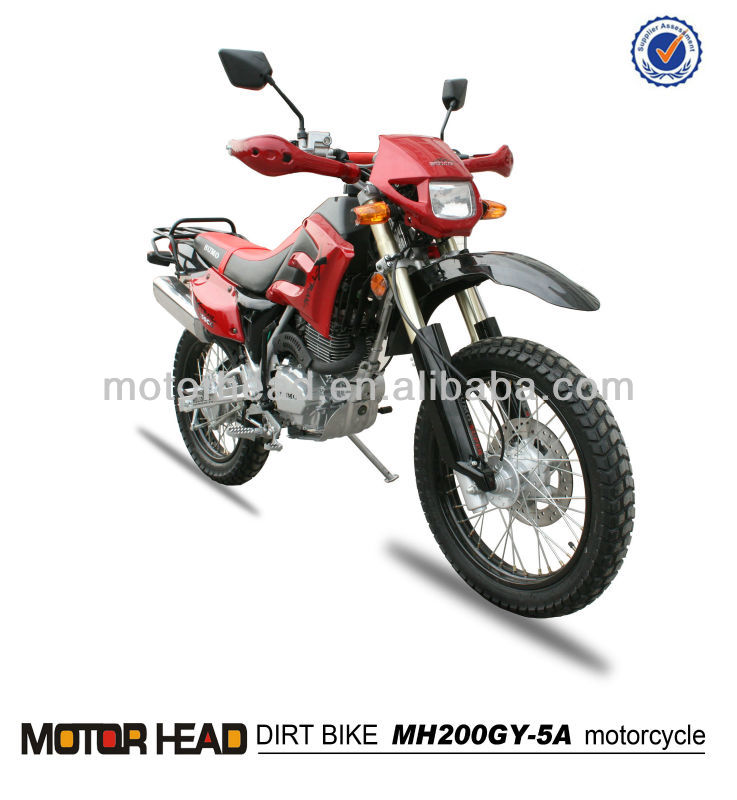 200cc 250cc 150cc estilo clásico off road dirt bike motorcycle, patente de modelo 250