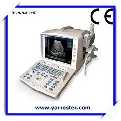 Color Doppler 3D Ultrasound Machine with Fatory Competitive Price