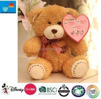 plush teddy bear with recorder/teddy bear voice recorder/voice recording teddy bears