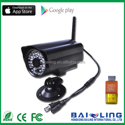 2015 new motion sensor security alert auto dial gsm mms alarm wireless video camera with ios,app,android control