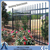 Alibaba China Supplier aluminum picket fence/indoor iron stairs fence/prefab fence panels steel