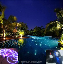 led fiber optic light for pool