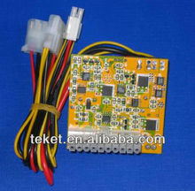 12V DC to ATX mini Power Supply PSU Power Convertor Module with expansion cables-PSU_12V150W_B3