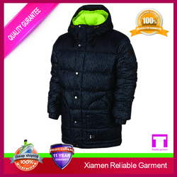 Men motorcycle down jacket/designer jacket