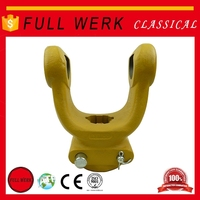 Hangzhou China FULL WERK TS16949 Certificated fiat tractor spare parts for PTO Shaft