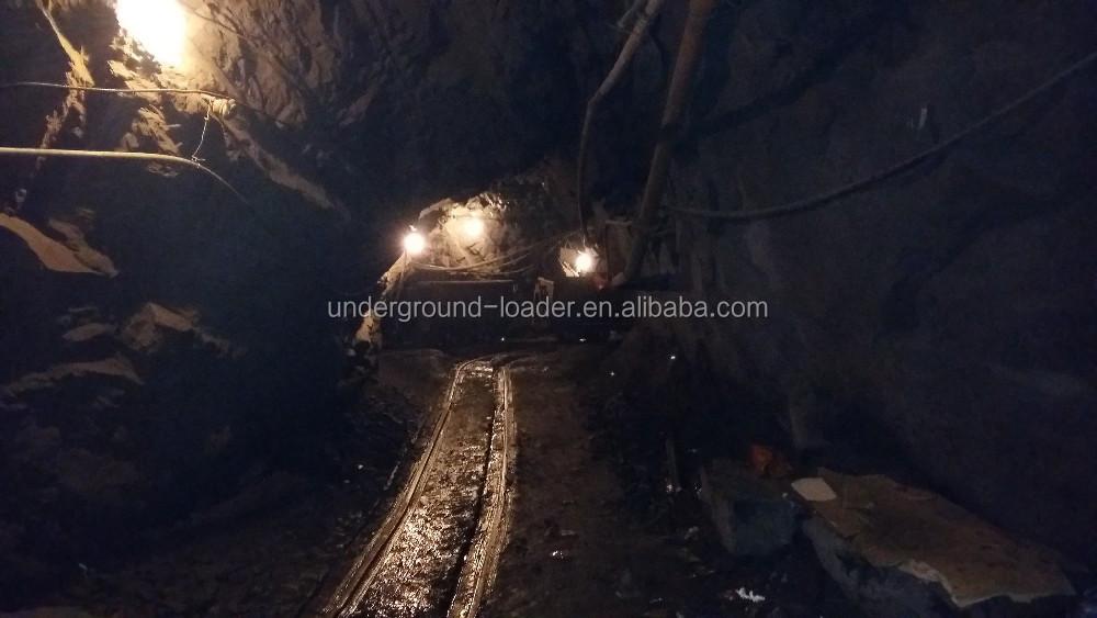 Подземные Горные Совок трамвай лучших погрузчик