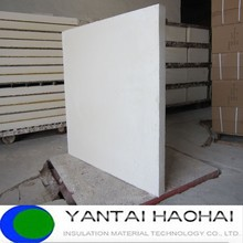 For ships and trains calcium silicate board/bricks insulation material good polishing superior