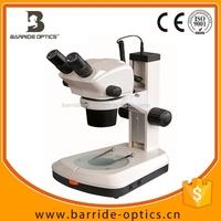 (BM-217) 6.3x-50x Binocular Zoom Stereo Microscope for Electronic Industry