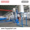 China Machinery Waste Plastic Recycling Machine