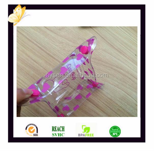 Fashionalbe pvc-beutel für tier Trinkwasser
