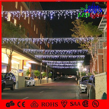 From China company outdoor Christmas icicle meteor, window icicle light