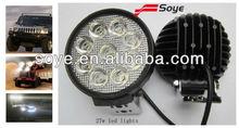 2012 new 27w high power led work lamp,led car light,led headlight