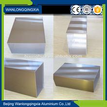 trendy For roller blind shades aluminum extruder tubing sizes 2.0mm round alumilum tubing 6063