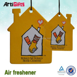 China factory cheap hanging vent auto air freshener