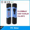 Best selling digital orp ph meter pen