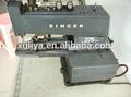 o cantor 275 usado segunda mão 2nd velha máquina de costura singer