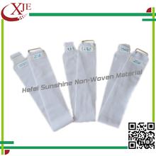 Medical use hook loop Velcro elastic strap/ elastic adjustable tape with buckle