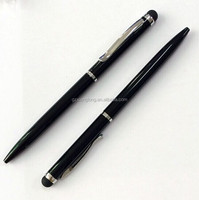 Wholesale on line promotion ball pen touch screen pens for iPhone 6 iPad touch control pen