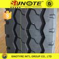 Garantia de comércio SUNOTE & G-brand China heavy duty truck tyre 385 / 65R22 5 adequado para minning