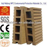 anti-slip wood plastic composite (wpc) outdoor swimming pool flooring