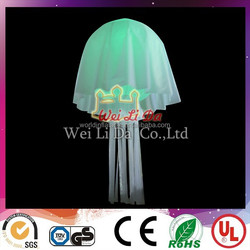 Inflatable Advertising Inflatable LED Ballon Inflatable Helium Jellyfish