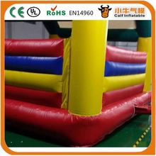 Factory direct sale special design red inflatable model made in china
