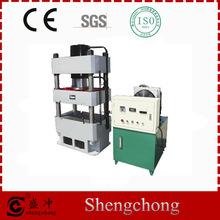 china fabricante caliente hidráulica máquina de la prensa para puerta con buena calidad