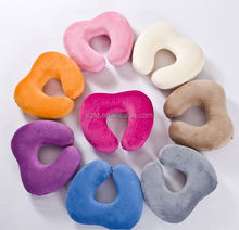 neck protection cushion,funny travel neck pillow,neck massager pillow