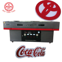 Vacume forming machine widely used for advertising