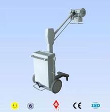 100mA SF100BY mobile radiology x ray machine CE, Shanghai Guangzheng