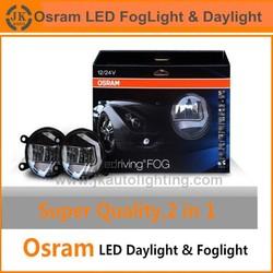Best Price Factory Direct Osram LED Fog Light for Lexus ES Super Bright LED DRL Fog Light for Lexus LED Daylight