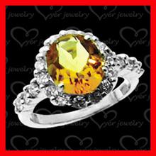 man 925 silver wedding ring with ruby or blue gemstone