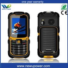 Professional waterproof cell phone mobile phone waterproof senior phone made in China