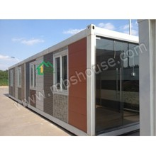 Container House Cost Saving Foldable Luxury shipping container bar