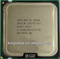 assembled desktop computer intel processor CPU Core 2 Duo E8500