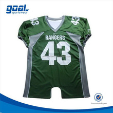 Never fading outdoor fashion american football top
