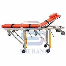 SJ-A4 Hot selling!! New style!! stretcher hospital using for ambulance patient