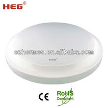 smd3528 Ra>70 Diameter 350*H64mm round ceiling light led 12w(ce rohs listed)